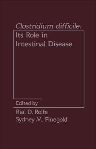 Cover image for Clostridium Difficile