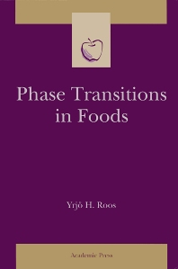 Cover image for Phase Transitions in Foods
