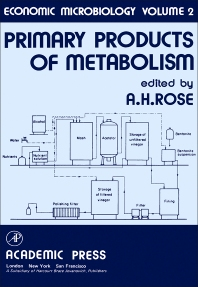 Economic Microbiology: Primary Products of Metabolism - 1st Edition - ISBN: 9780125965521, 9780323148399