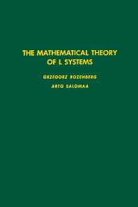 Cover image for The Mathematical Theory of L Systems
