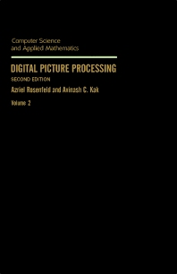 Cover image for Digital Picture Processing
