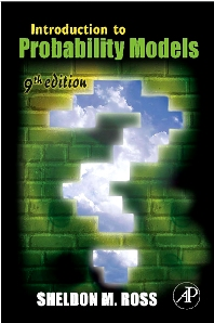 Cover image for Introduction to Probability Models