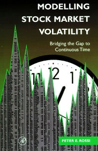 Cover image for Modelling Stock Market Volatility
