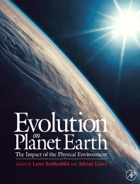 Cover image for Evolution on Planet Earth