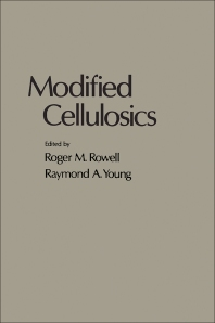 Modified Cellulosics - 1st Edition - ISBN: 9780125997508, 9780323153379