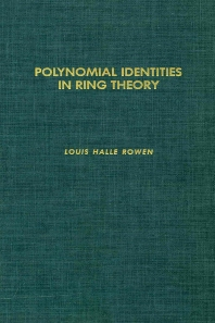 Cover image for Polynomial Identities in Ring Theory