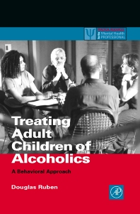 Cover image for Treating Adult Children of Alcoholics