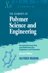 Cover image for Elements of Polymer Science & Engineering