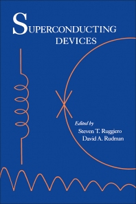 Superconducting Devices - 1st Edition - ISBN: 9780126017151, 9780323151641