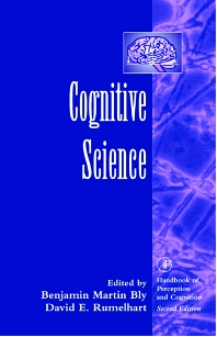 Book Series: Cognitive Science
