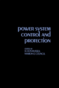 Power System Control and Protection - 1st Edition - ISBN: 9780126043501, 9780323157001