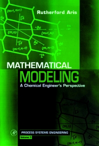 Mathematical Modeling, 1st Edition,Rutherford Aris,ISBN9780126045857