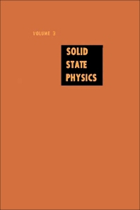 Solid State Physics - 1st Edition - ISBN: 9780126077032, 9780080864679