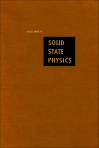 Solid State Physics - 1st Edition - ISBN: 9780126077049, 9780080864686