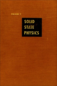 Solid State Physics - 1st Edition - ISBN: 9780126077070, 9780080864716