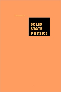 Solid State Physics - 1st Edition - ISBN: 9780126077452, 9780080865096