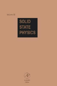Solid State Physics - 1st Edition - ISBN: 9780126077513, 9780080865157