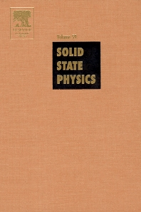 Solid State Physics - 1st Edition - ISBN: 9780126077599, 9780080865232