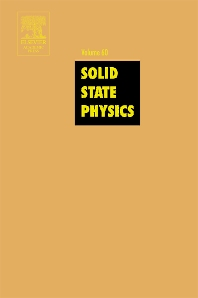 Solid State Physics - 1st Edition - ISBN: 9780126077605, 9780080458588