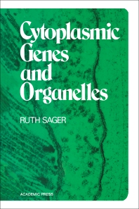 Cover image for Cytoplasmic Genes and Organelles