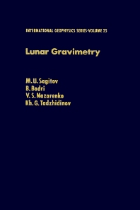 Lunar Gravimetry - 1st Edition - ISBN: 9780126146608, 9780080954660