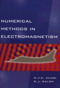 Numerical Methods in Electromagnetism, 1st Edition,Sheppard Salon,M. Chari,ISBN9780126157604