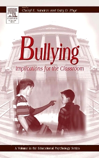 Bullying - 1st Edition - ISBN: 9780126179552, 9780080490588