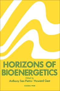 Horizons of Bioenergetics - 1st Edition - ISBN: 9780126189407, 9781483272368