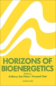 Cover image for Horizons of Bioenergetics