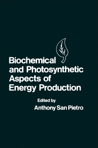 Cover image for Biochemical and Photosynthetic Aspects of Energy Production