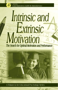 Intrinsic and Extrinsic Motivation, 1st Edition,Carol Sansone,Judith Harackiewicz,ISBN9780126190700
