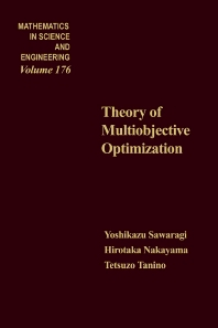 Cover image for Theory of Multiobjective Optimization