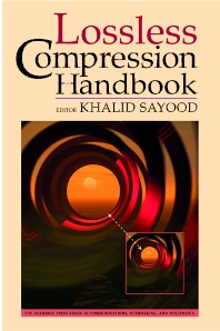 Cover image for Lossless Compression Handbook