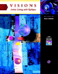 Cover image for Visions: Artists Living with Epilepsy
