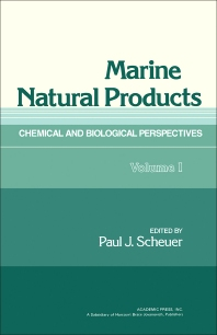 Marine Natural Products V1 - 1st Edition - ISBN: 9780126240016, 9780323156172