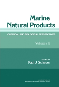 Cover image for Marine Natural Products V2