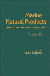 Marine Natural Products V3 - 1st Edition - ISBN: 9780126240030, 9780323159319