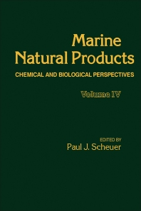Marine Natural Products - 1st Edition - ISBN: 9780126240047, 9781483271927