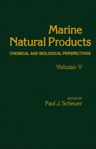 Marine Natural Products - 1st Edition - ISBN: 9780126240054, 9781483271866