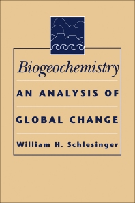 Biogeochemistry - 1st Edition - ISBN: 9780126251579, 9780323137843