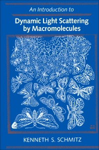 Cover image for Introduction to Dynamic Light Scattering by Macromolecules