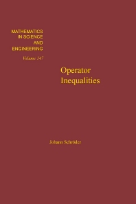 Cover image for Operator Inequalities