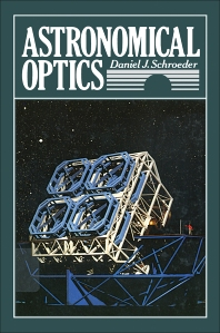 Cover image for Astronomical Optics