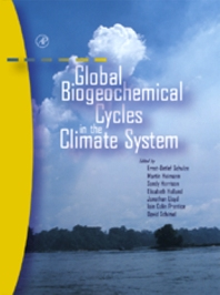Cover image for Global Biogeochemical Cycles in the Climate System