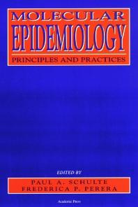 Molecular Epidemiology, 1st Edition,Paul Schulte,Frederica Perera,ISBN9780126323467