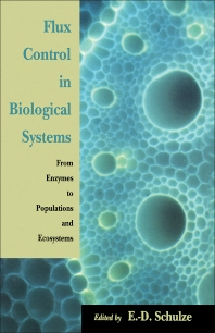 Cover image for Flux Control in Biological Systems