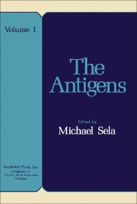 The Antigens - 1st Edition - ISBN: 9780126355017, 9781483269894
