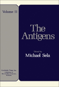 The Antigens - 1st Edition - ISBN: 9780126355024, 9781483269559