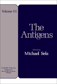 The Antigens - 1st Edition - ISBN: 9780126355031, 9781483269566