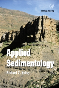 Cover image for Applied Sedimentology